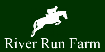 logo river run farm