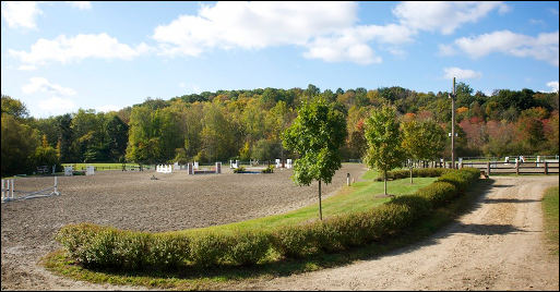 River Run Farm Jumper Arena